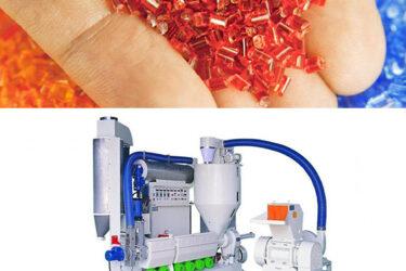 Maquinaria para Reciclaje de Plástico